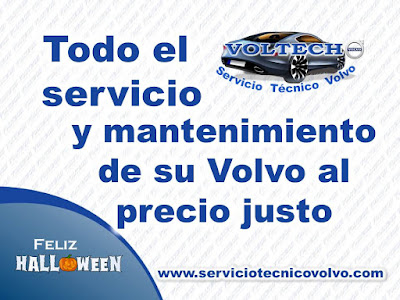 Cambio de Aceite Volvo VOLTECH