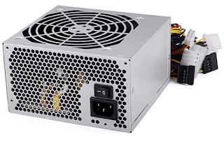 Power Supply - Macam-Macam Perangkat Keras Komputer dan Penjelasannya