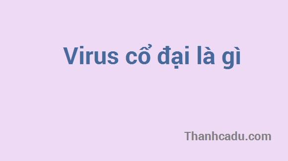virus-co-dai-la-gi-chuan-nhat