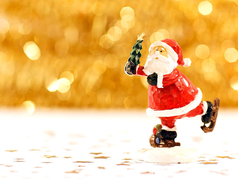 Santa Claus Images 2018, christmas wishes images