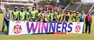 Pakistan tour of Zimbabwe 3-Match T20I Series 2021
