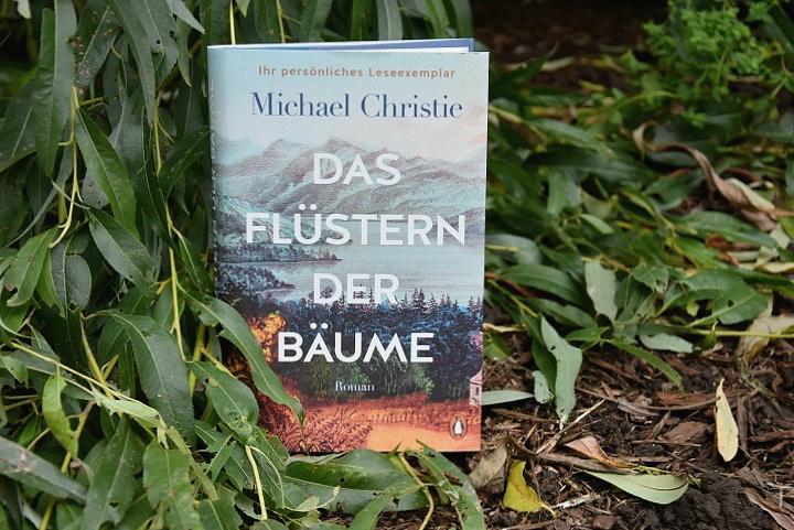 Buch-Das Flüstern der Bäume-Michael Christie