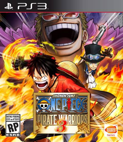 One Piece Pirate Warriors 3 [+ DLC] - Download game PS3 PS4 RPCS3 PC