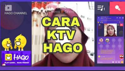 Ktv Hago, Fitur Karaoke bersama di game online menggunakan Ktv Hago
