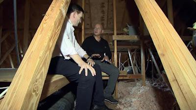 Cabrini visita casa semelhante à de Gugu em Orlando (Divulgação/SBT)