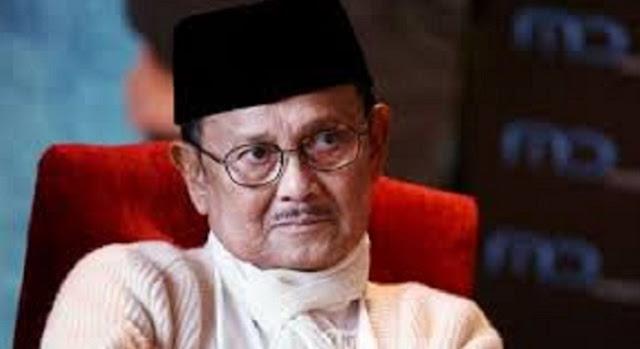 BJ Habibie Wafat, Istana Himbau Masyarakat Kibarkan Bendera Setengah Tiang