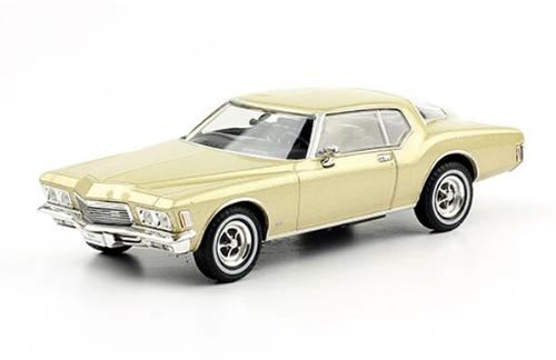 grandes autos memorables Buick Riviera Coupe