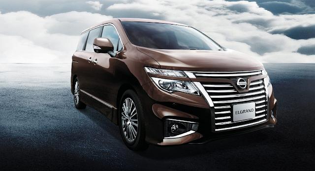 Spesifikasi dan Harga Nissan Elgrand Terbaru