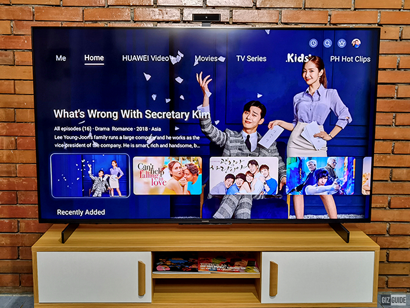 5 best features of the Huawei Vision S TV Series