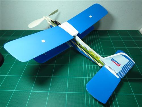 Diy Hobby Handmade Origami Craft ประกอบเครื่องบินยาง