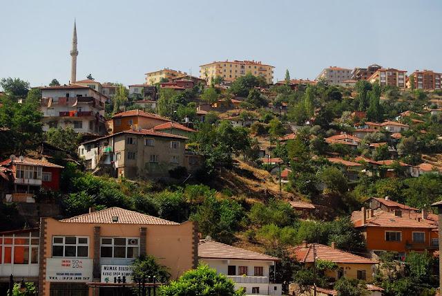 périphérie Ankara