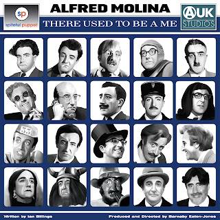 Cover image - multiple portraits of Peter Sellers in character roles