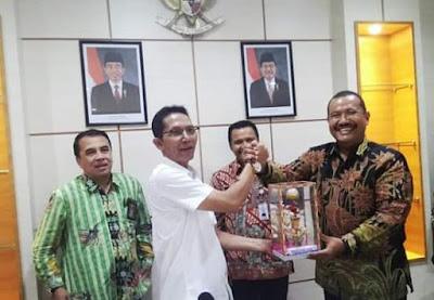 Tim Terpadu Penanganan Konflik Sosial Dipimpin Wawako Mardison Mahyuddin Kunjungi BATAM