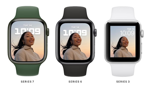 Apple Watch Series 7 - Ainda com fraca autonomia!
