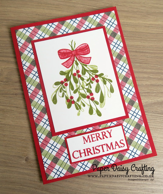 Stampin' Up! Mistletoe Season
