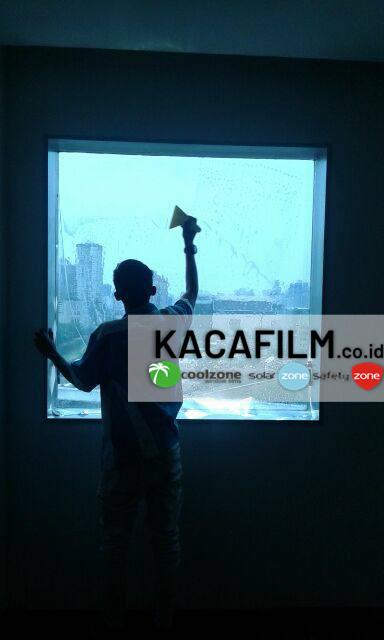 pasang kaca film kantor Kebayoran Baru Jakarta Selatan