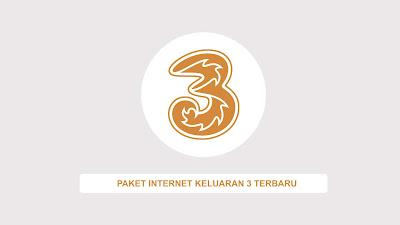 paket internet keluaran 3 terbaru