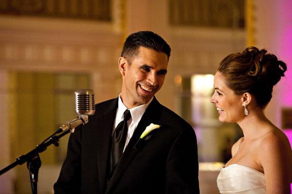Big Shark: Tips for Giving a Good Wedding Speech