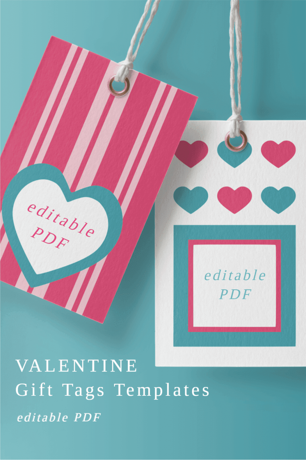 find more gprintable gift tags