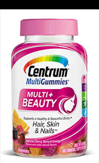 سنتروم MultiGummies  Multi + Beauty