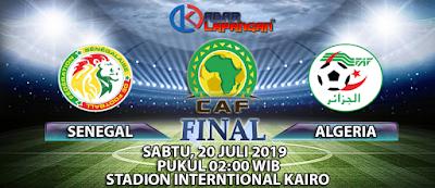 Prediksi Bola Senegal vs Algeria 20 Juli 2019