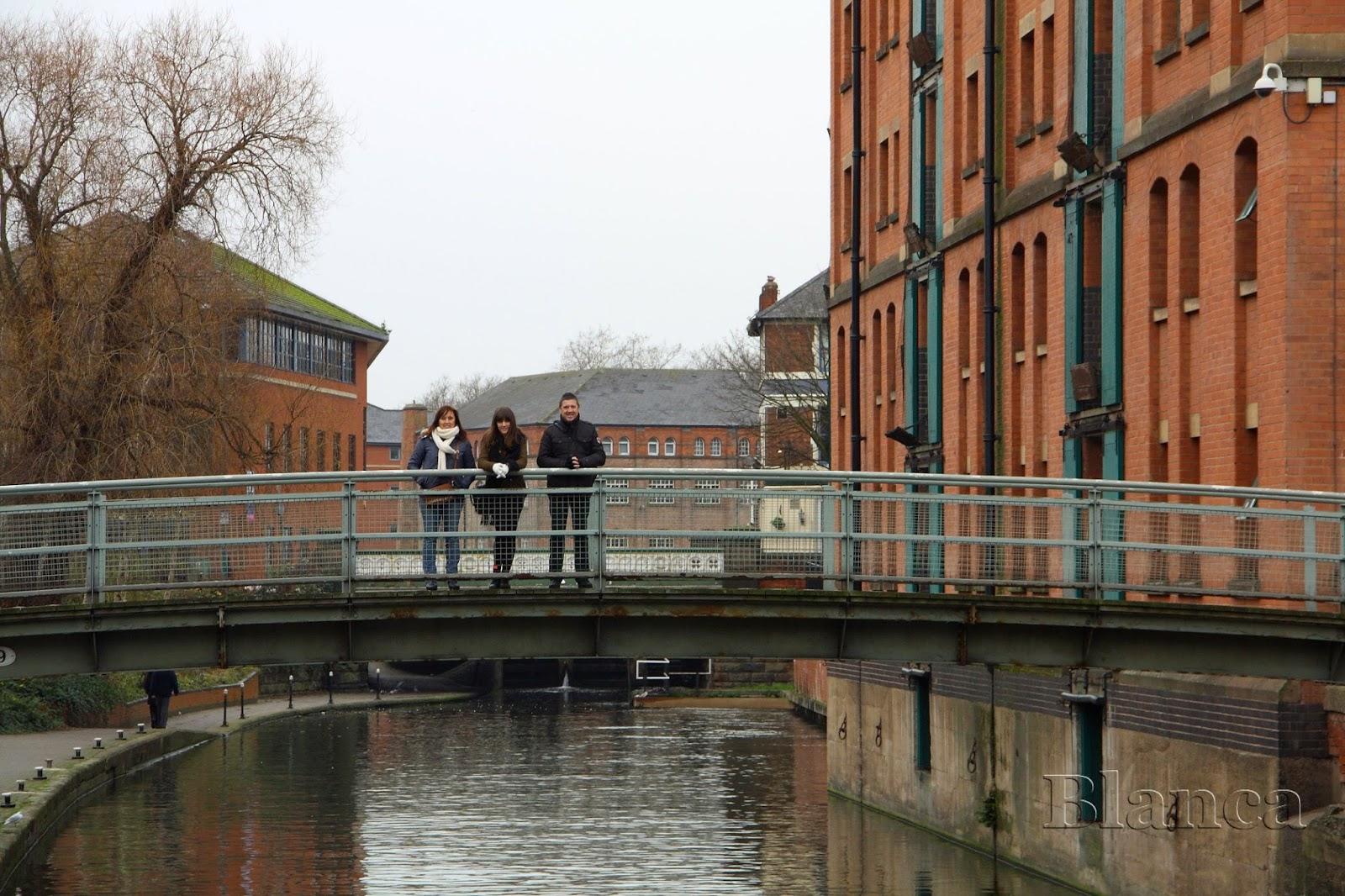 El canal de Nottingham