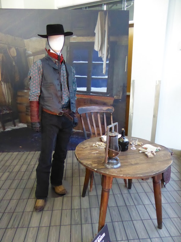 Joe Gage costume The Hateful Eight