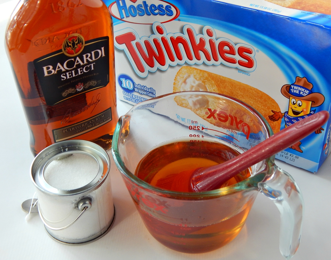 mystery lovers kitchen how to make twinkie rum baba by cleo coyle