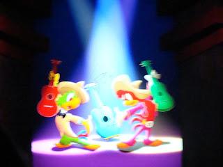 Three Caballeros Epcot