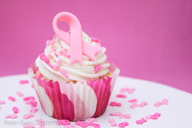 Mbc Fondant Awareness Ribbons Packaging Cupcakes