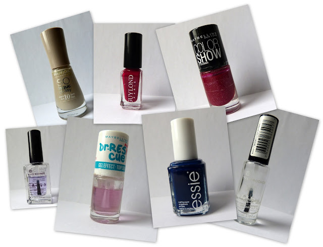 Vernis à ongles minimalistes