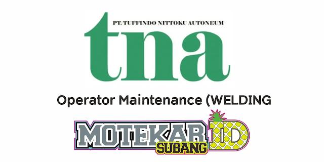 Info Lowongan Kerja PT Tuffindo Nittoku Autonem Karawang April 2021