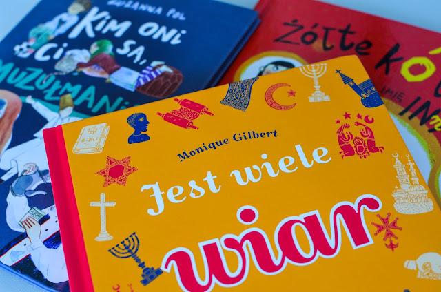3 najlepsze książki dla dzieci o tolerancji