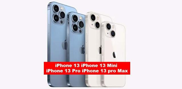 iPhone 13 dan iPhone 13 Pro