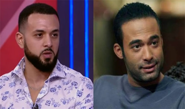 الفنانة مني عبد الغني ترد بقوة علي متهمي أبنها بالتزوير