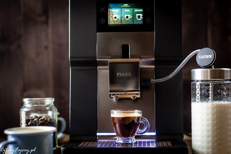 Kawa jak z kawiarni