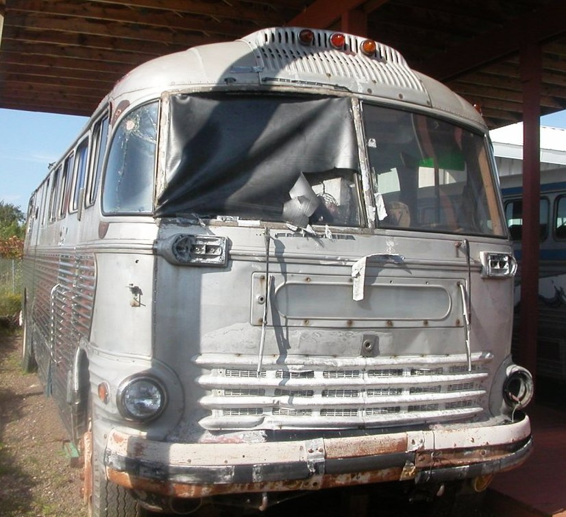 Hicks Car Works: Greyhound Bus Museum
