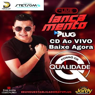 Forró de Qualidade - Promocional de Agosto - 2020 - Ao Vivo em Jaguaruana - CE