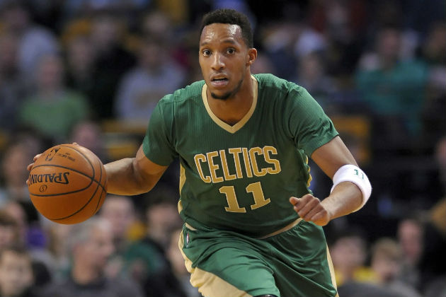 Evan Turner, ailier des Boston Celtics