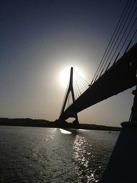 Guadiana International Bridge (Ponte Internacional do Guadiana)