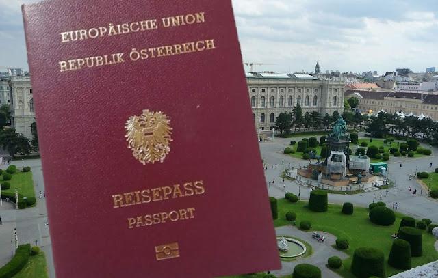 تعرف,على,قوة,الجواز,النمساوي