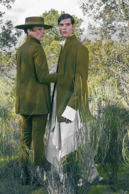 Oteyza Lumières - Outono Inverno 2021 LookBook