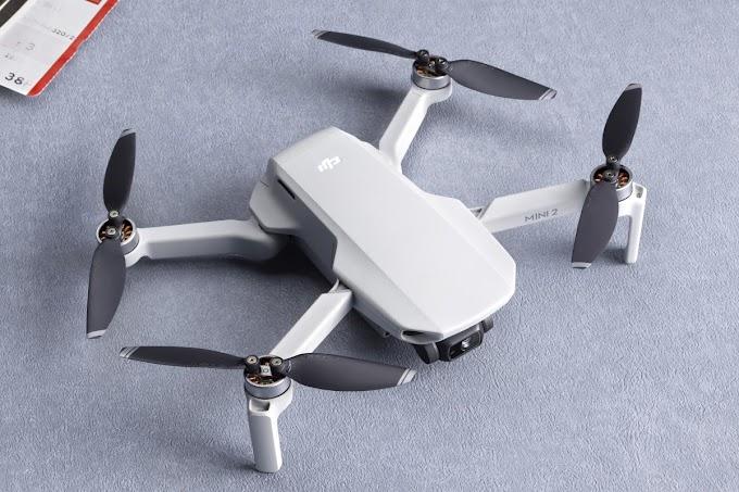 Sorteio do Drone DJI Mini 2 - Partícipe