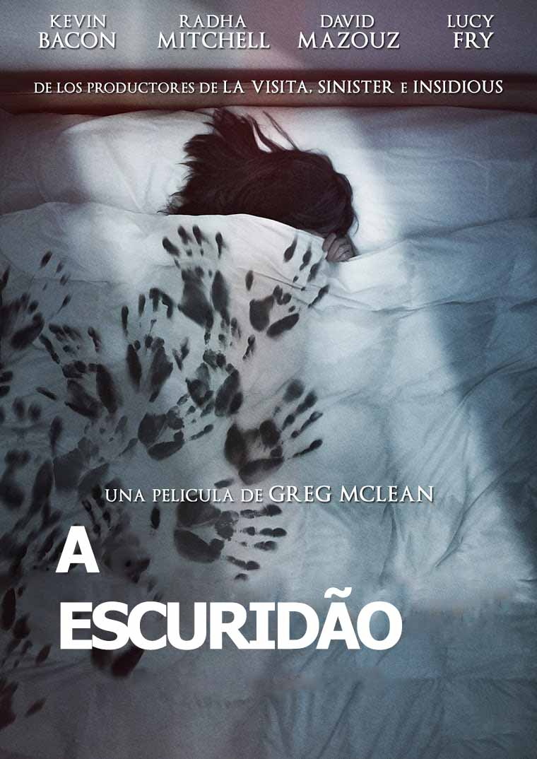 A Escuridão Torrent - BluRay 720p e 1080p Dual Áudio (2016)