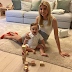 Adorable photo of Ivanka Trump and her son Theodore Kushner