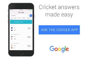 Google Search ICC World T20 2016
