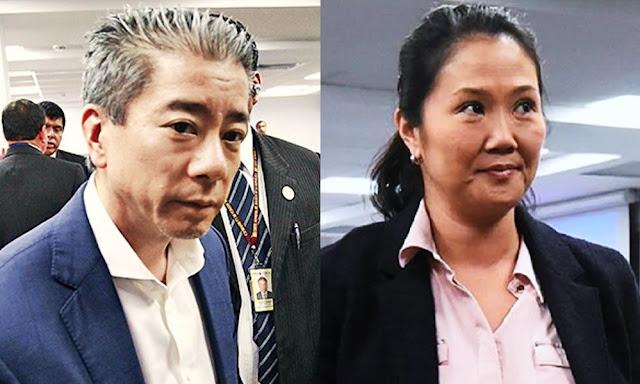 Empresarios del Club de la Construcción financiaron en secreto a Keiko Fujimori,
