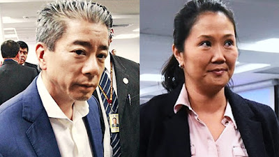 Jorge Yoshiyama: El Club de la Construcción financió en secreto a Keiko Fujimori