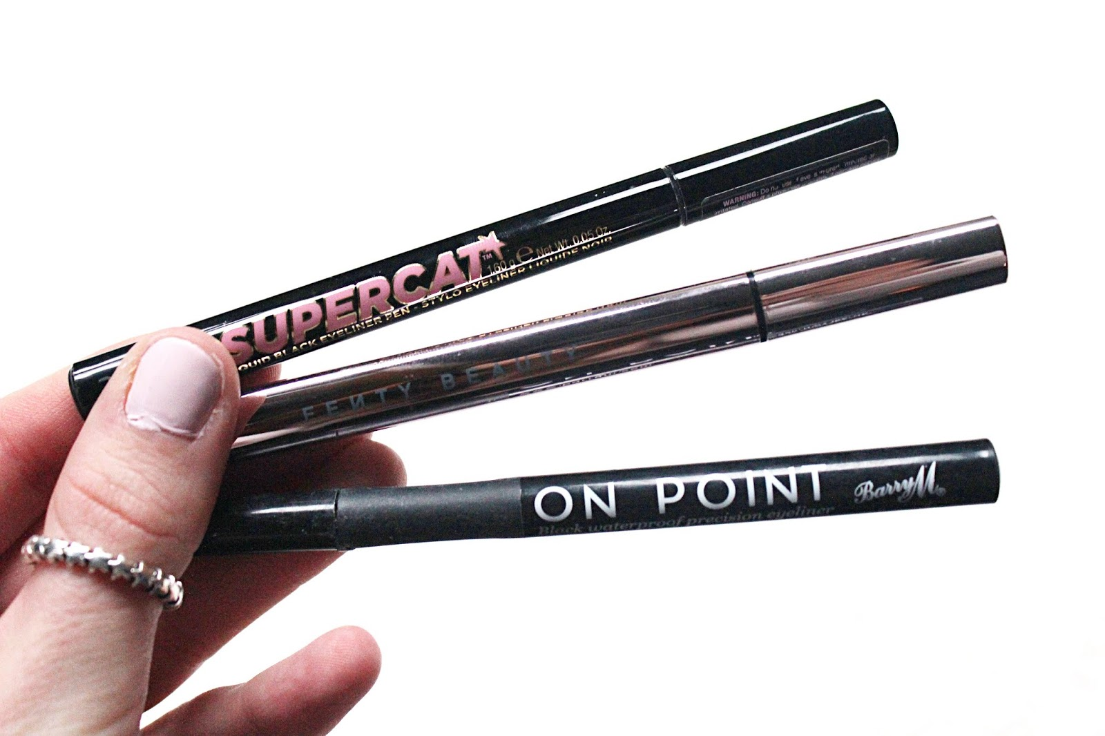 The Best Liquid Eyeliners