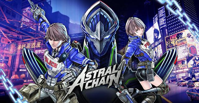 Análise: Astral Chain (Switch) traz ação estonteante em um elaborado mundo futurista